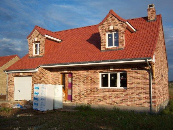 15/07/12 : Maison avec volets ouverts