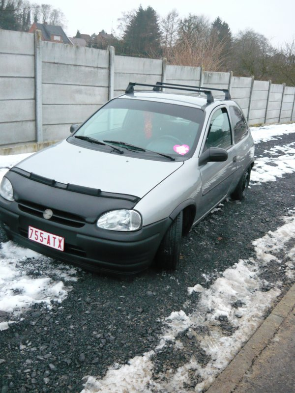Ma vOiture !