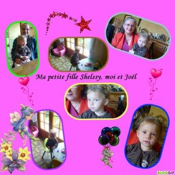 Visite chez mon fils et Sandra juillet 2011