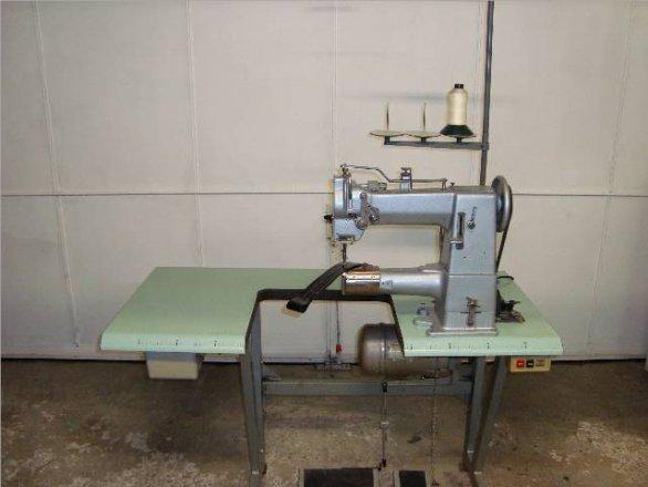 Machine coudre professionel adler 169 373 pour le plaisir - Coudre le cuir ...