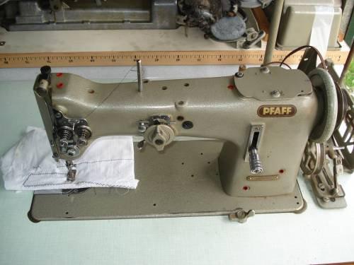 Machine coudre professionel pfaff 138 zig zag pour le plaisir - Machine a coudre point zig zag ...