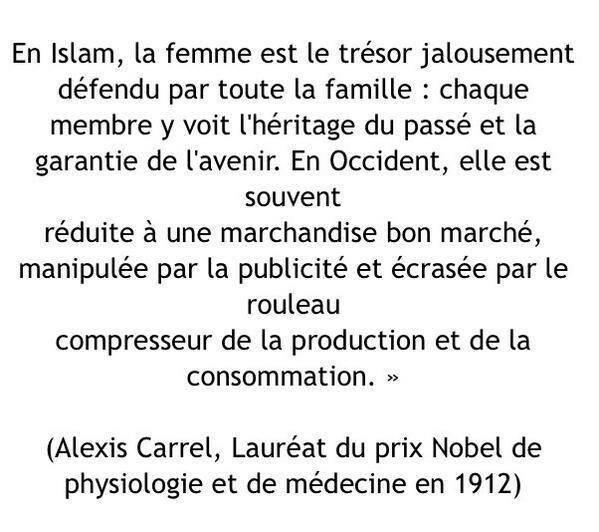 La femme en Islam <3