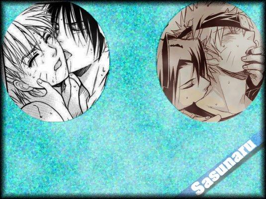 Kin-chan is Back ! (H) Ok, ok, j'me tais. * sort *