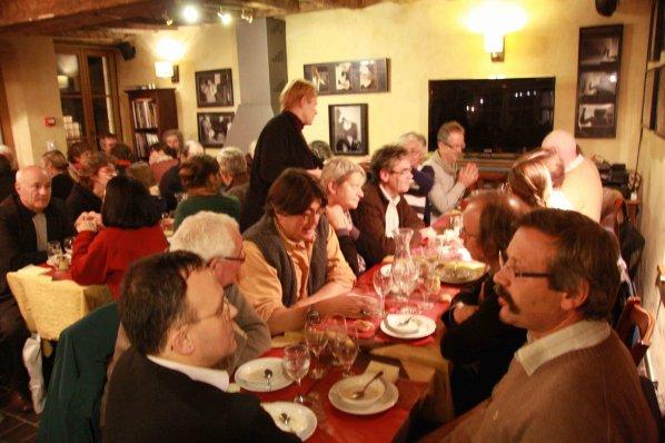café littéraire: rencontre avec D.Daenickx
