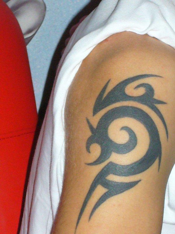 mon deuxieme tatouage