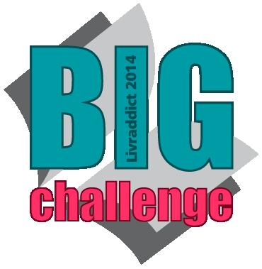 Big challenge , livraddict