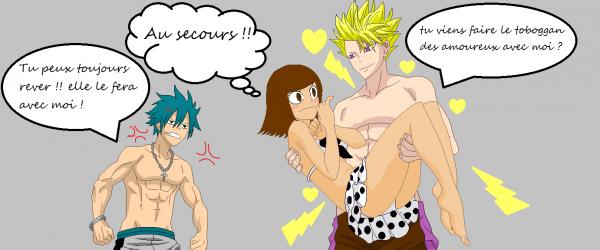 Kyo, Eclair et Kassy