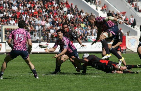 Toulon - Stade Français 23e journée du Top 14