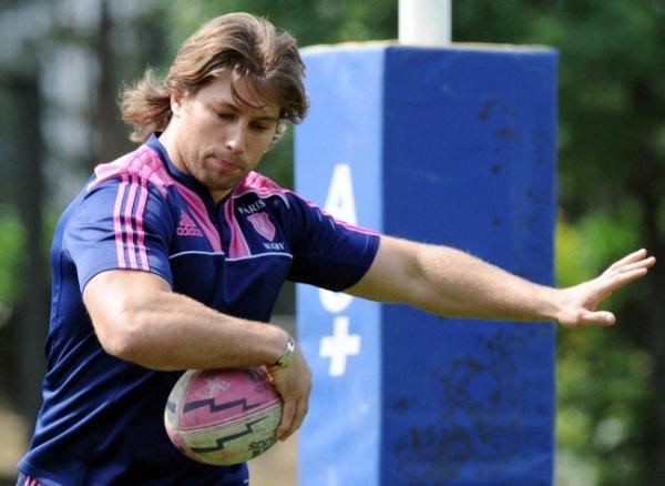 Dimitri Szarzewski de retour à l'entraînement !