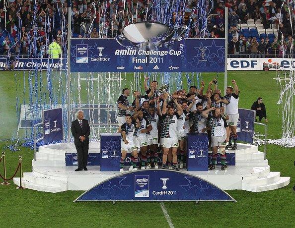 Harlequins - Stade Français Finale du Challenge Européen
