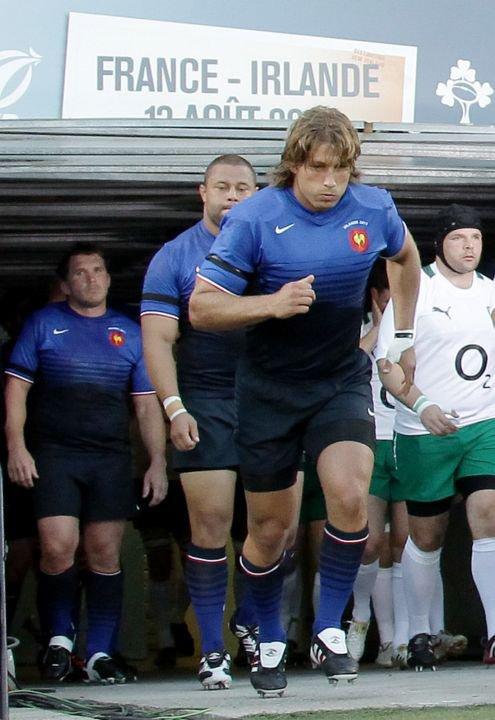 Szarzewski : «Je suis redevenu joueur de rugby»