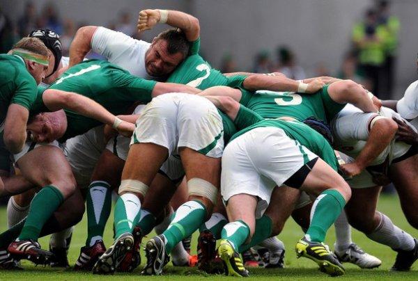 Irlande - France Match préparatoire pour la Coupe du Monde