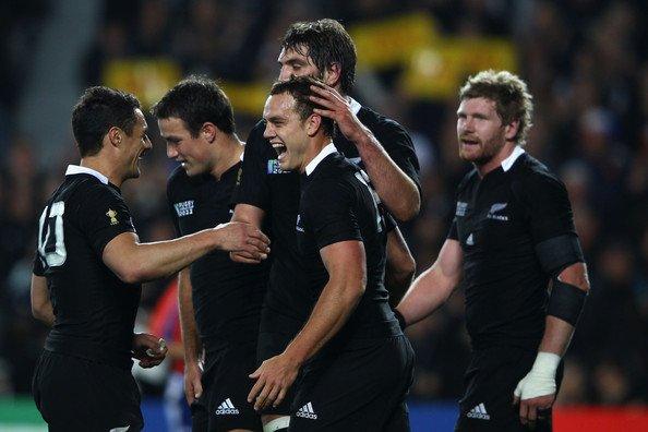 Nouvelle-Zélande - France Troisième match de poule de Coupe du Monde