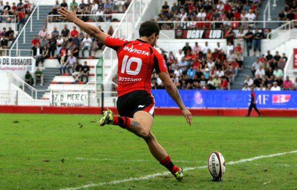 Toulon - Stade Français 5e journée de Top 14