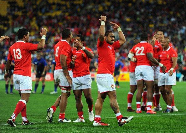 France - Tonga Quatrième match de poule de Coupe du Monde
