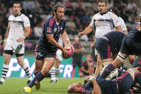 Stade Français - Brive 6e journée de Top 14