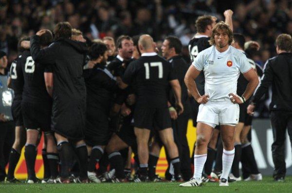 France - Nouvelle-Zélande Finale de la Coupe du Monde