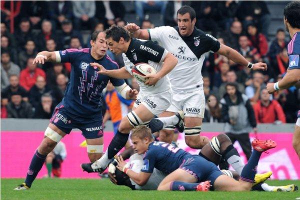 Toulouse - Stade Français 9e journée de Top 14