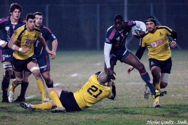 Crociaty Rugby - Stade Français 3e journée de l'Amlin Cup