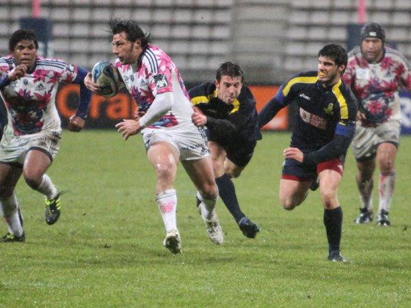 Stade Français - Crociati Rugby 4e journée de l'Amlin Cup