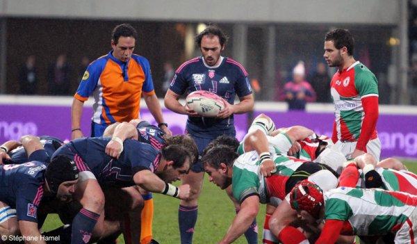 Stade Français - Biarritz 13e journée de Top 14