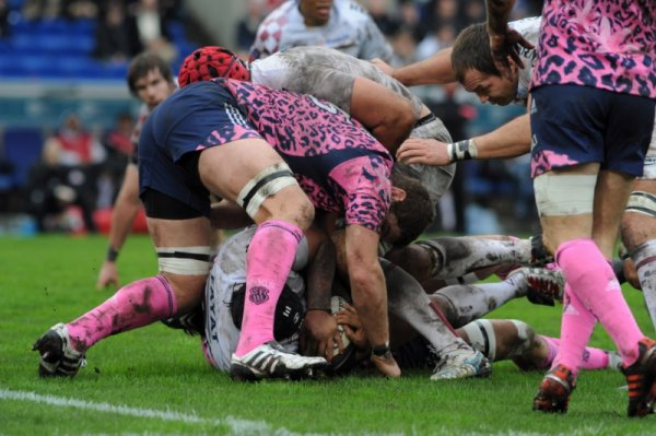 Union Bordeaux Bègles - Stade Français 14e journée de Top 14