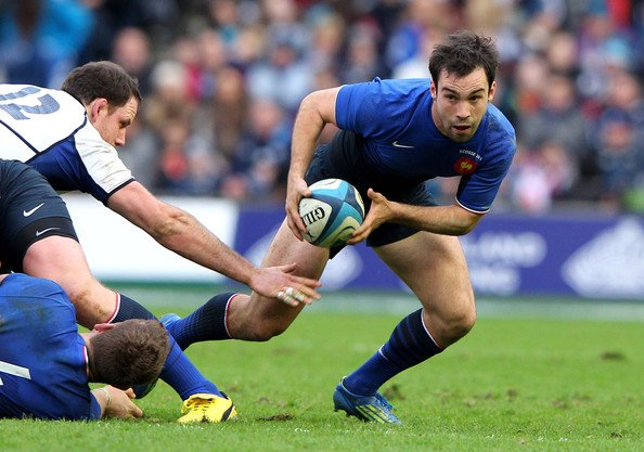 Ecosse - France 3e journée du Tournoi des VI Nations
