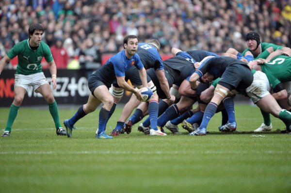 France - Irlande 2e journée du Tournoi des VI Nations