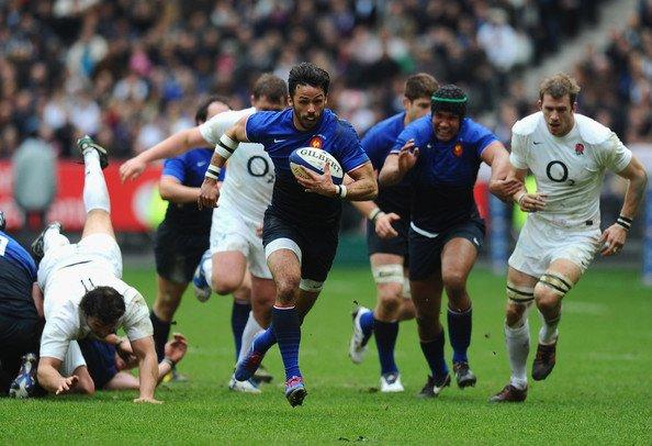 France - Angleterre 4e journée de Top 14