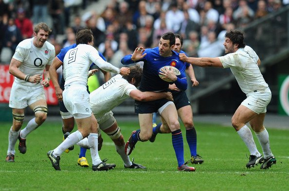 France - Angleterre 4e journée de Top 14