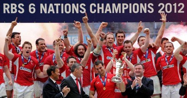 Pays de Galles - France 5e journée du Tournoi des VI Nations