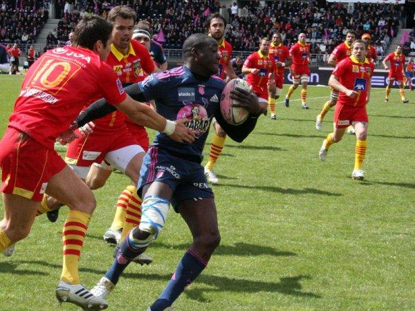 Stade Français - Perpignan 24e journée de Top 14