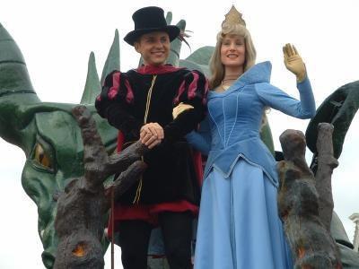 Le prince philippe et aurore disney land paris - Aurore philippe ...
