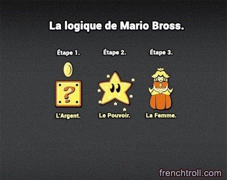Logique Mario