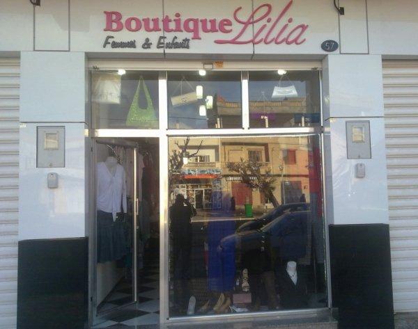 mon boutique