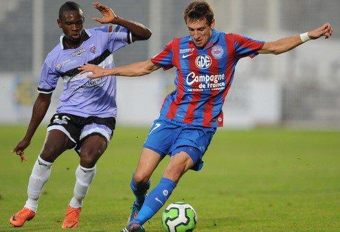 Istres 0-4 Caen
