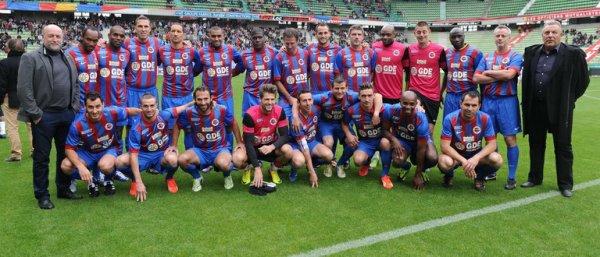 SM Caen 1992 - SM Caen 2005 (1-3)
