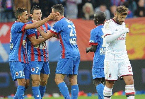 SM Caen - AC Milan (3-0) ! Un match plus que gala !