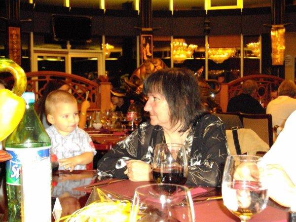 Mon fils Et Ma Nanou Je Vs Aimes