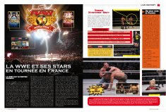 Catch Evolution magazine: article sur les shows de Bercy 2010
