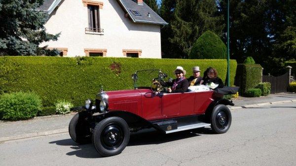 Mariage annee 1930 preveranges