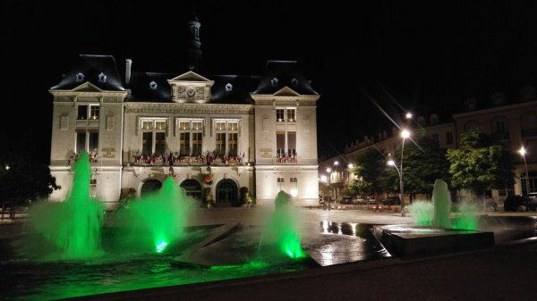 Mairie montlucon