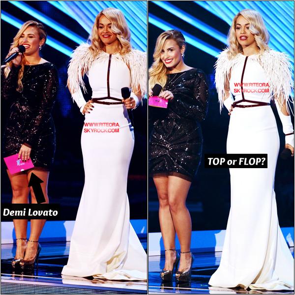 [a=].  06/09/2012  Rita Sahatçiu Ora  était présente aux MTV vidéo Music Awards .  [a=].
