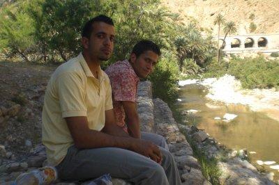 moi et mon amie mohameddddddd