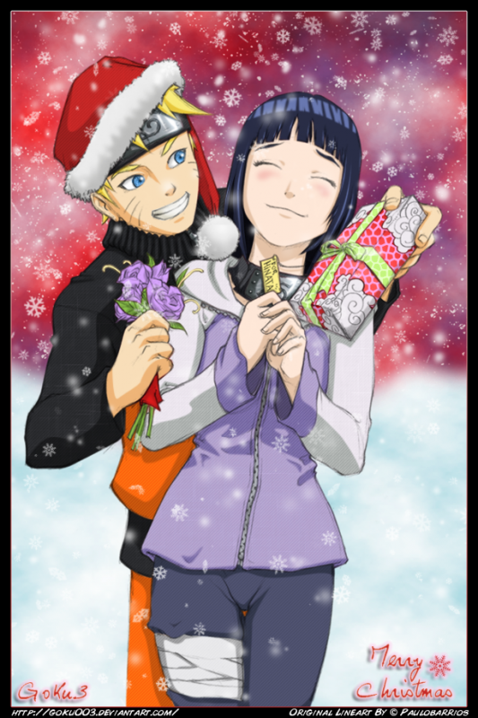 NaruHinaSpécial Noel