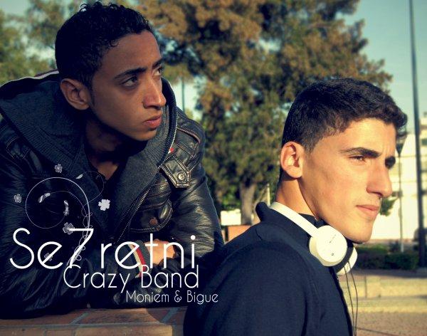 True Love / Se7retni ( Crazy Band ) (2012)