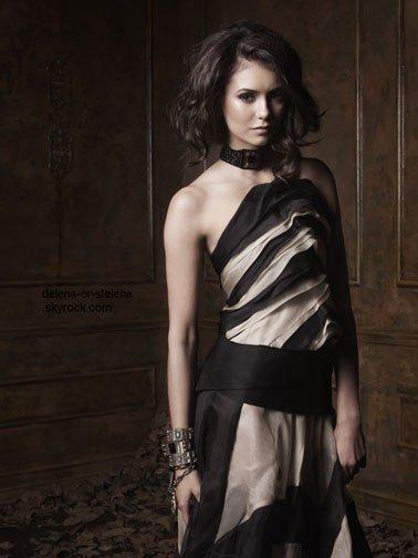 Nouvelle photo promotionnelle de Nina Dobrev pour la saison 2