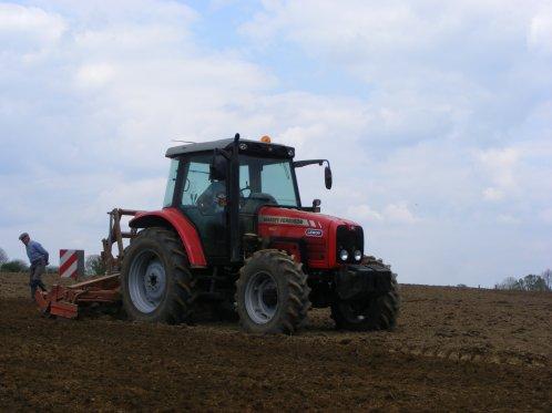 Quelque photo des  préparations des maïs 2011 !