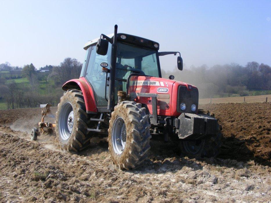 l'agriculture de brécey et de ses environs