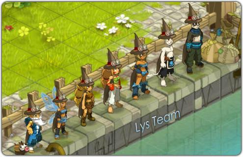Lys-Team !